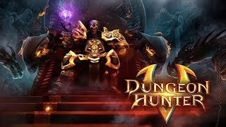 Dungeon Hunter 5 - Official Release Date Trailer (By Gameloft) iOS/Android/Windows