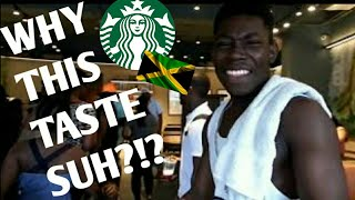 STARBUCKS?? IN JAMAICA?? WORTH IT OR NAH??| Vlog #10