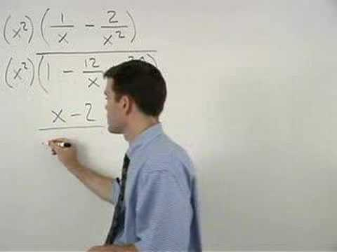Simplifying Complex Fractions - MathHelp.com - Algebra Help