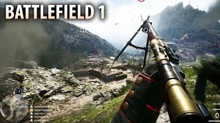 Battlefield 1 - 10 More Minutes of All New GAMEPLAY & MAPS! Multiplayer Gameplay! Funny Moments!