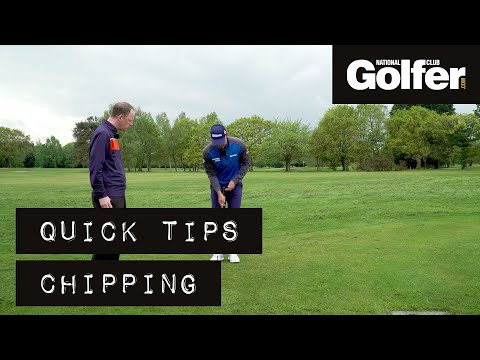 Paul Waring Quick Tips:  Chipping Around The Greens