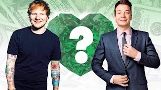 WHO'S RICHER? - Ed Sheeran or Jimmy Fallon? - Net Worth Revealed!