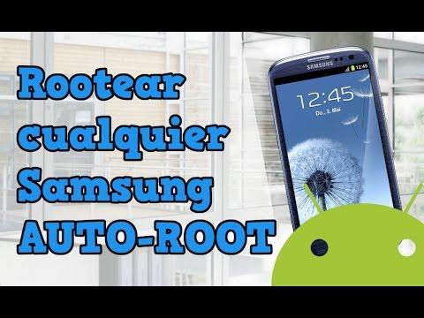 Cómo Rootear cualquier Samsung de un solo Clic | CF-Auto-Root