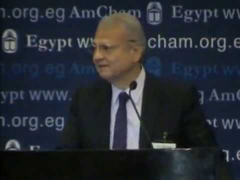 H.E. Atef Helmy, Minister of Communications and Information Technology