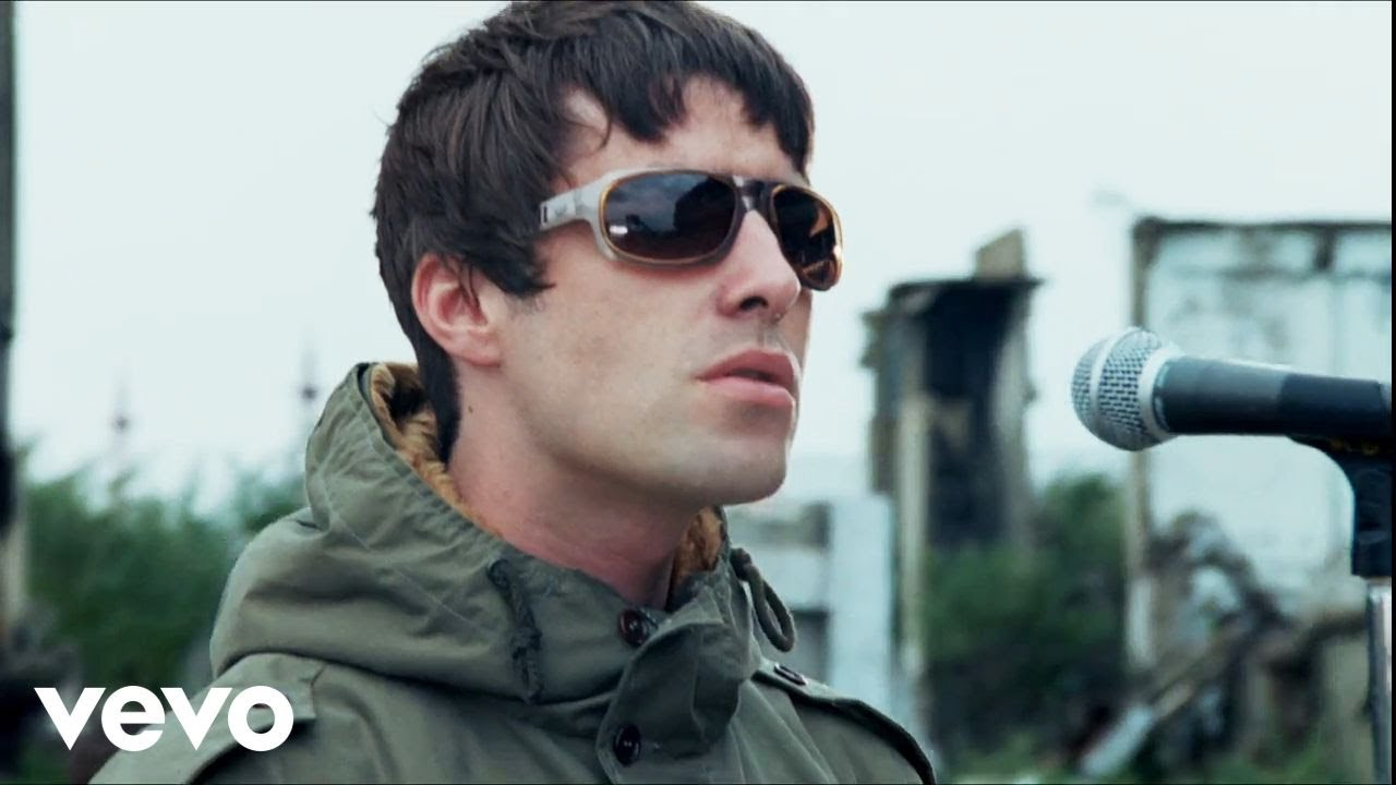ead5888e3d9f Oasis - D'You Know What I Mean? (2016 HD Remaster) - YouTube