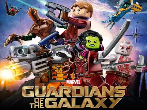 Lego Marvel S Guardians Of The Galaxy Game Video Youtube