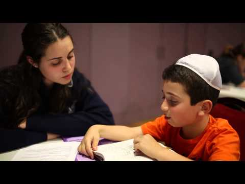 Chabad Sparks one-on-one tuition program - Melbourne