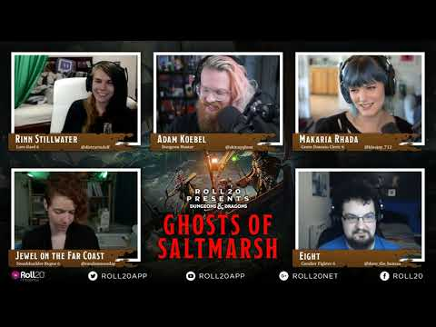 Episode 5 - Roll20 Presents: Ghosts of Saltmarsh: The Final Enemy