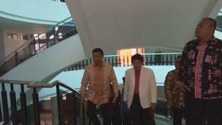 Jendral TNI (Purn) Dr.H. Wiranto, M.H. (Menkopolhukam RI) Ke UIN Sunan Kalijaga Ditemui Rektor