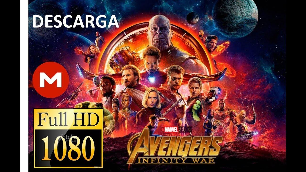 descargar avengers infinity war