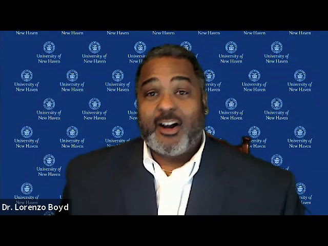 Dr. Lorenzo M. Boyd, Ph.D. Offers Best Practices for Community Policing