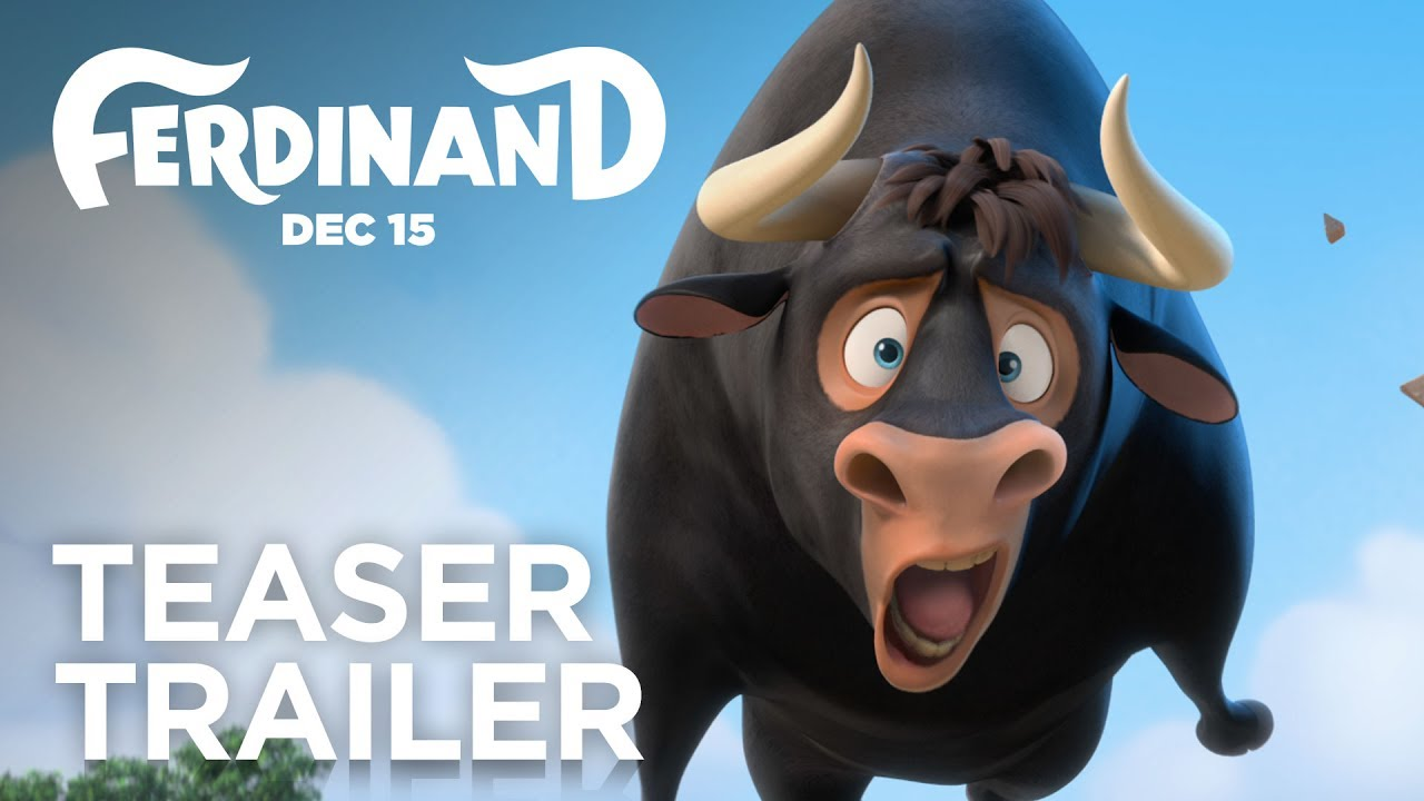 ferdinand teaser trailer hd fox family entertainment youtube