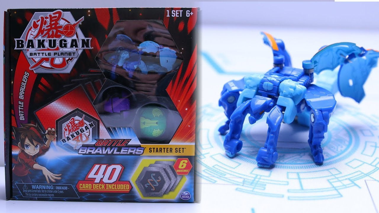 Bakugan Ultra Garganoid NEW