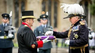 The Constable of the Tower of London's Leaving Ceremony
