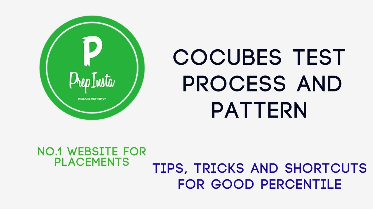 CoCubes Coding Questions and Programming Paper » PREP INSTA