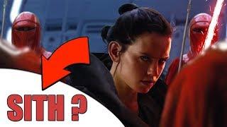 STAR WARS - 15 Curiosità | GLI ULTIMI JEDI | Supposizione Rey