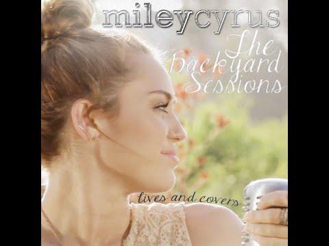 Miley Cyrus Jolene Backyard Sessions Lyrics - Miley Cyrus ...