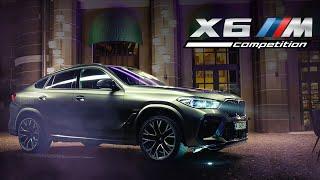 BMW X6M Competition 2020 | РакетаБомба или БЕСПОЛЕЗНОЕ авто?