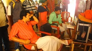 Mammootty at Utopiayile Rajavu Movie On Location | Director Kamal, Jewel Mary