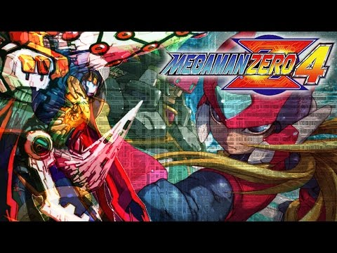 Megaman Zero 4 Final Boss - Weil
