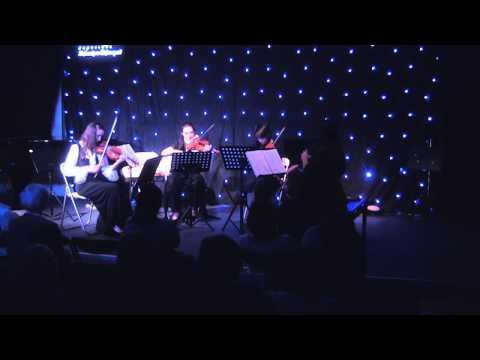 Γιώργος Κουμεντάκης ''Point of no return'' for string quartet