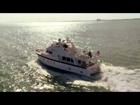 "Outer Reef 630 ""Guided Discovery"" at Miami Boat Show 2014"