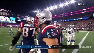 All 29 Of Tom Brady's 2018 Touchdowns