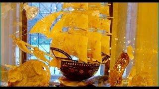 видео Музей Янтаря в Калининграде