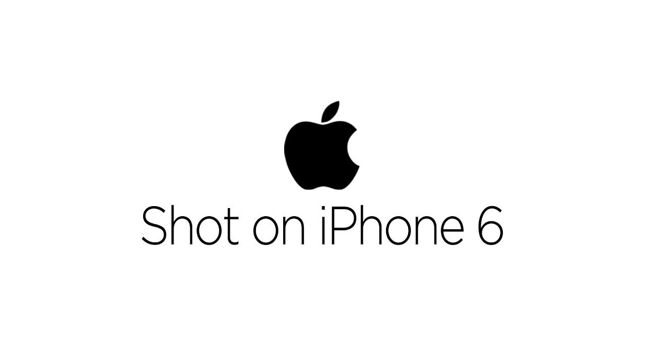 Shot On Iphone 6 Promos