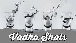 Vodka Shots | Summer Special Smoothie