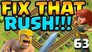 THIS EPISODE IS IM-PEKKA-BLE! | Fix that Rush ep63 | Clash of Clans