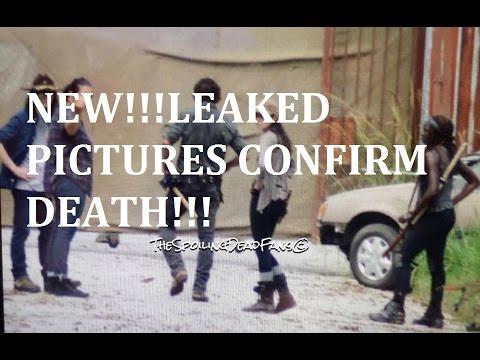 The Walking Dead Season 7 - NEGAN KILL SPOILER PICS - GAMECHANGER!!!