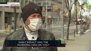 What impact has the pandemic had on you? | Outburst