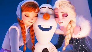 Olaf's Frozen Adventure Full online 2017 Movie - Official
