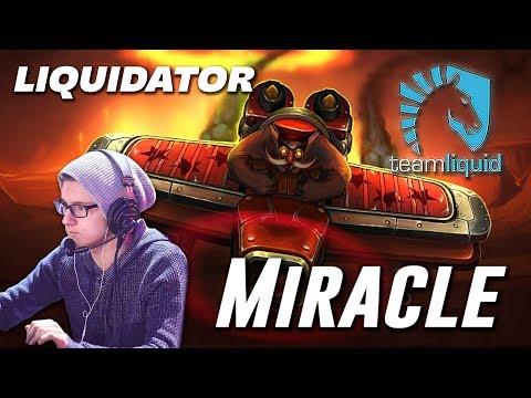 Miracle Gyrocopter Liquidator Dota 2