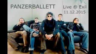 Panzerballett - Live @ Exil (4K)