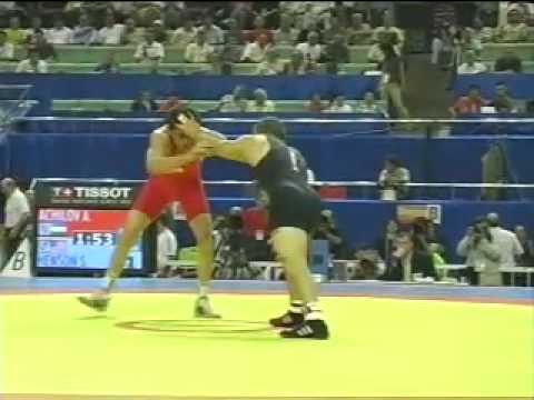 Sammie Henson (USA) vs. Adcham Achilov (Uzbekistan)\