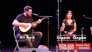 Gambar cover Gizem Dilara Özgün - Akşam Olur Karanlığa Kalırsın (Anadolu Ezgileri 10 konserinden) Berlin 2019