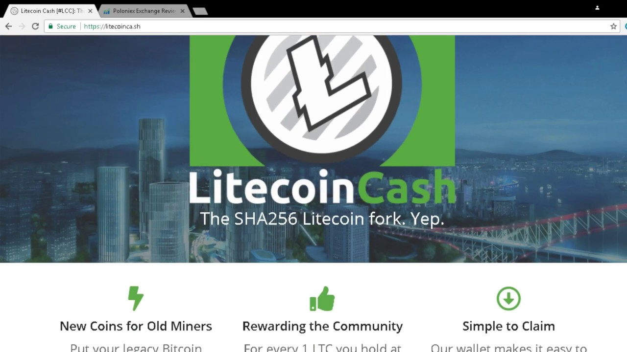 legacy coin cryptocurrency