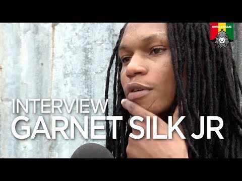 Interview Garnet Silk Jr, 2019