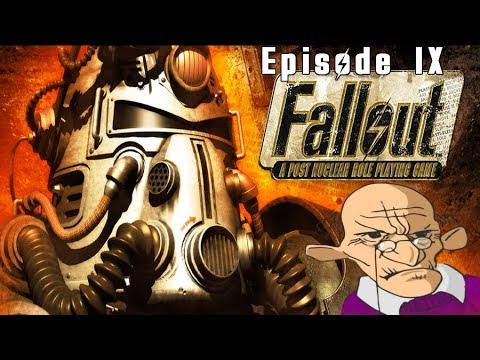 Fallout 1 Episode IX Deathclaw Anxiety Disorder