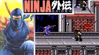 О чём был Ninja Gaiden
