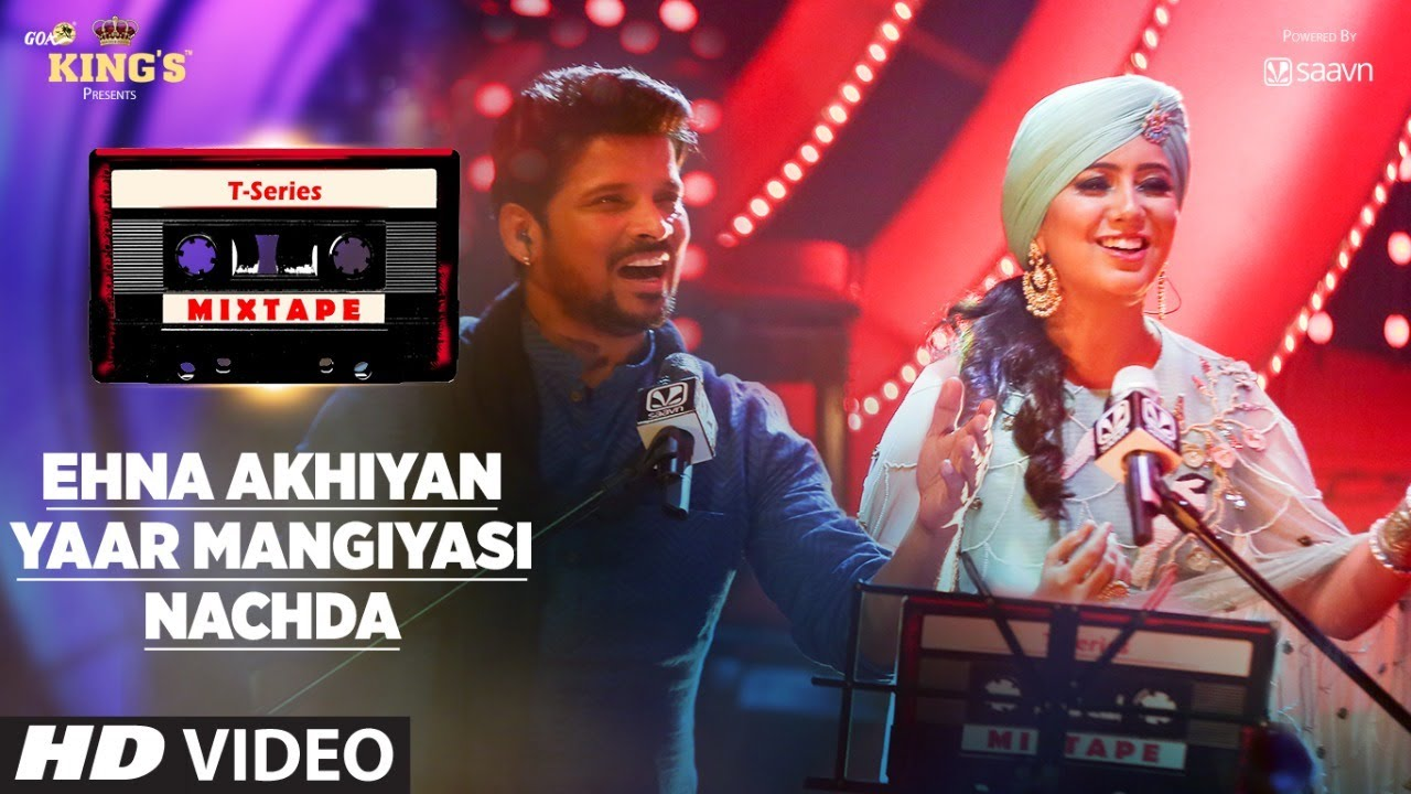 Ehna Akhiyan Yaar Mangiyasi | T-Series Mixtape | Harshdeep, Shahid | Bhushan Kumar, Ahmed, Abhijit