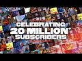 T-Series Music Celebrating 20 Million SUBSCRIBERS !!