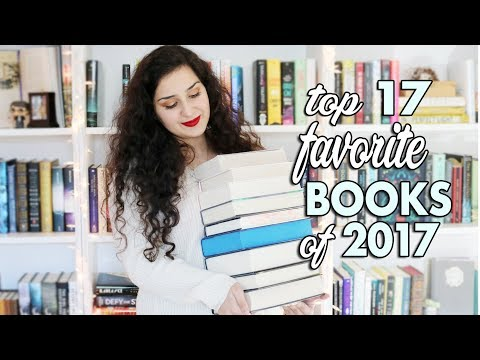 Favorite Books of 2017!