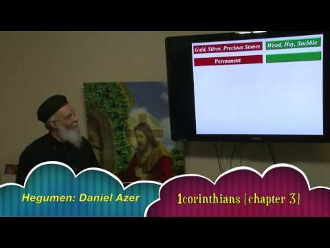 The pauline epistles lecture 7 (1corinthians)