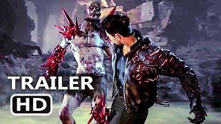 Video PS4 - Devil's Hunt Gameplay Trailer (2018) download MP3, 3GP, MP4, WEBM, AVI, FLV Agustus 2018