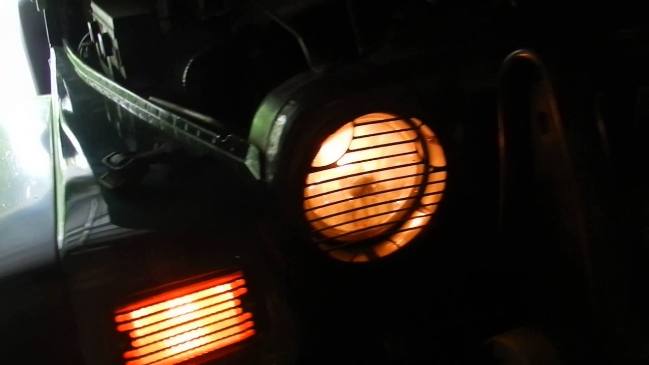 hight resolution of fixing a dim headlight