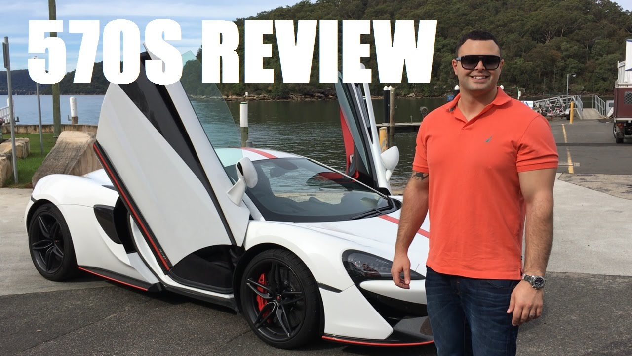 Mclaren Review Youtube