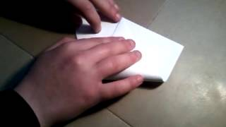 Как сделать чашку из бумаги своими руками за  одну минуту